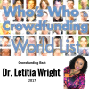 Dr. Wright on Crowdfund Beat's 2017 Who's Who List