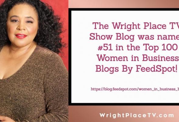 #51 in Top 100 Women in Business Blogs