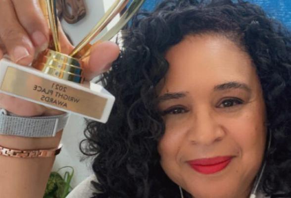 Dr. Wright Creates First Tiktok Peer to Peer Awards