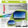 Got a New TV? You Need This Too! Legrand In-Wall TV Power Kit!