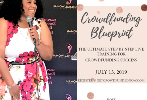 Live Crowdfunding Blueprint Workshop
