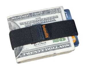 English: Picture of the Bandit Wallet, invente...