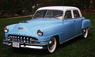 49 DeSoto, Haliburton Fall Festival Car Show, ...