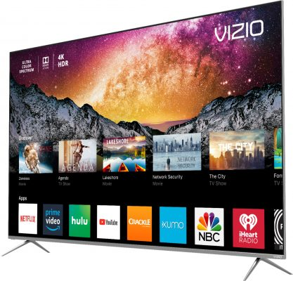 VIZIO P Series 55 Inch 4K HDR Smart TV Can Support All My Gadgets