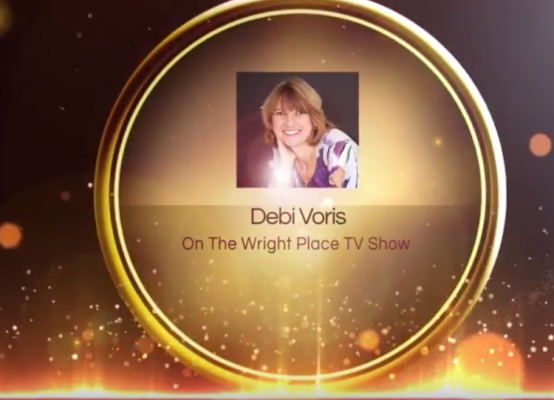 Debi Voris on The Wright Place TV Show