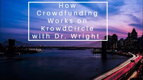 How Crowdfunding works on KrowdCircle