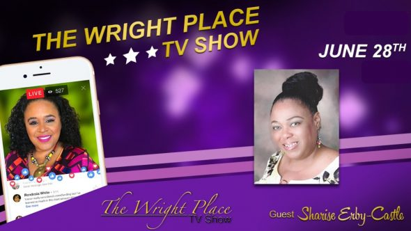 The Wright Show with Sharise Erby Castle