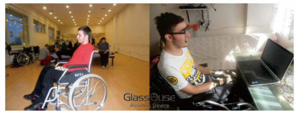 GlassOuse: The World's First Assistive Mouse