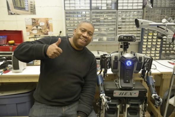 robot3t