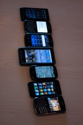 Smart Mobile Phone Line-up